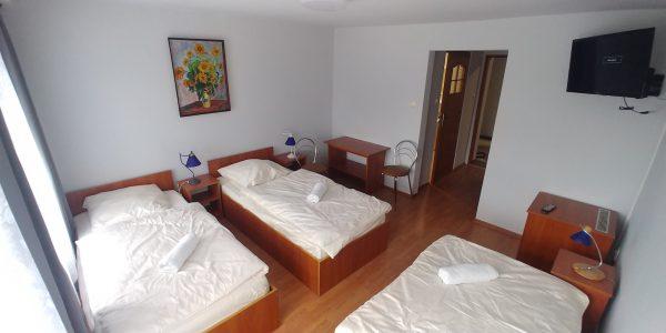 Hostel Racibórz - pokój trzy osobowy 2